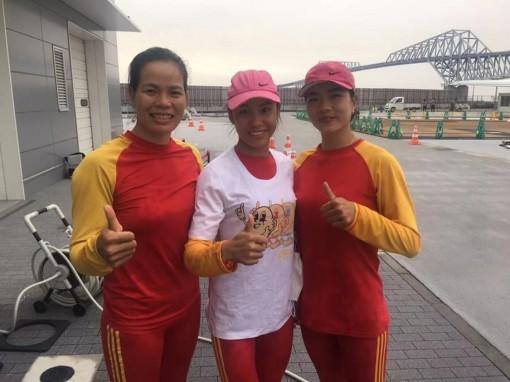 Thể thao Việt Nam giành thêm 2 suất dự Olympic Tokyo