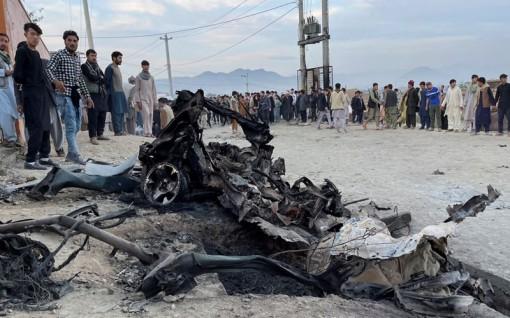 50 người chết và 100 người bị thương trong vụ đánh bom tại thủ đô của Afghanistan