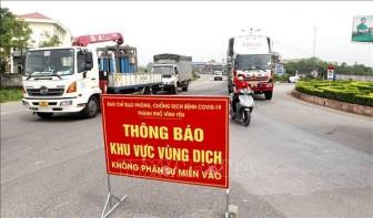 Đến 12 giờ ngày 10-5, Việt Nam có thêm 31 ca mắc mới COVID-19 trong cộng đồng