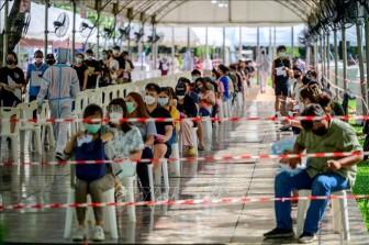 Số ca mắc COVID-19 tại Thái Lan, Ấn Độ có chiều hướng giảm