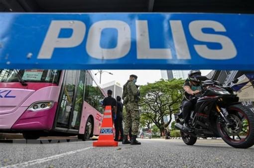 Malaysia ban bố lệnh phong tỏa toàn quốc vì dịch COVID-19