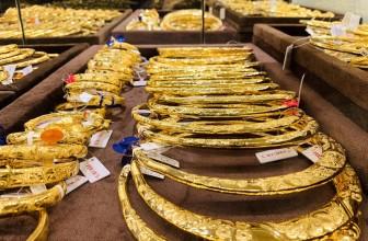 Giá vàng hôm nay 11-5: Tăng mạnh lên đỉnh