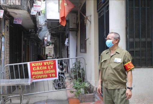 Sáng 11-5, Việt Nam có thêm 28 ca mắc mới COVID-19 đều trong khu vực phong toả