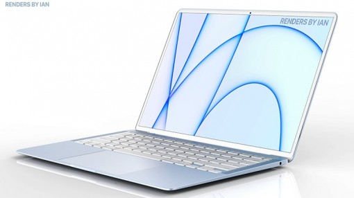 MacBook sắp tới sẽ có nhiều màu sắc