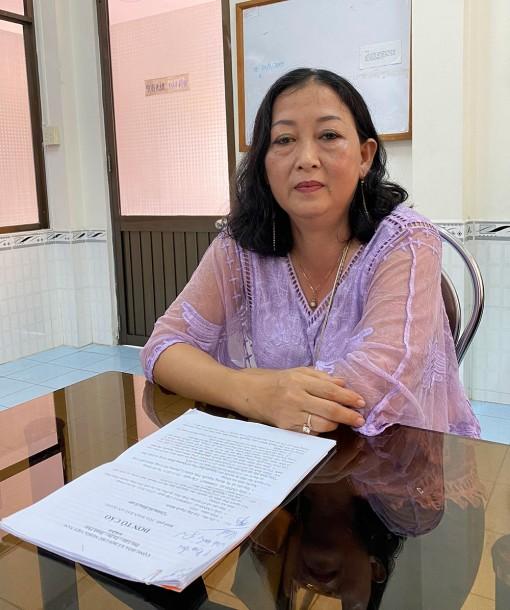Trả lời tố cáo của bà Võ Thị Tuyết Minh