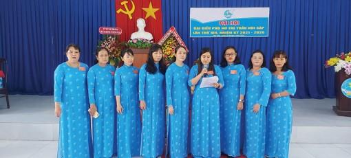 Phụ nữ thị trấn Núi Sập học Bác, giúp nhau thoát nghèo