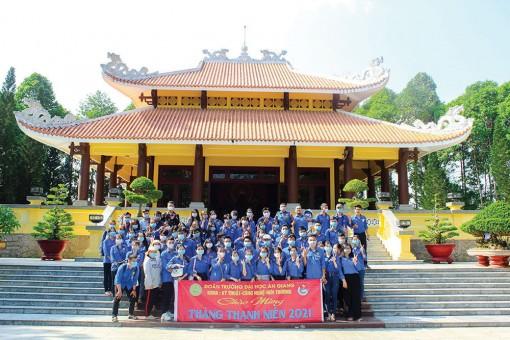 Dấu ấn Tháng Thanh niên năm 2021 ở An Giang