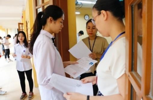 Hơn 1 triệu thí sinh đăng ký thi tốt nghiệp THPT 2021