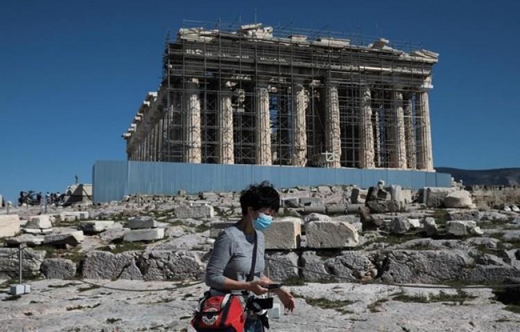 Hy Lạp muốn du khách Anh trở lại sau khi dần nới lỏng hạn chế