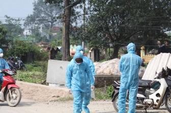 Trưa 12-5, Việt Nam ghi nhận thêm 19 ca mắc mới COVID-19 trong cộng đồng