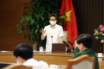Không để lây lan dịch bệnh trong các KCN, làm đứt gãy chuỗi sản xuất