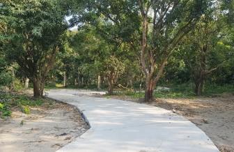 Nông thôn mới ở huyện miền núi Tri Tôn