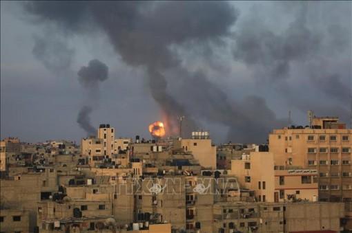 Nga, AU phản ứng trước căng thẳng Israel - Palestine