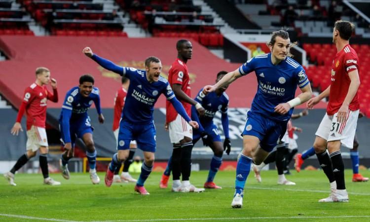 Ole mắc sai lầm, Man City chính thức vô địch Ngoại hạng Anh