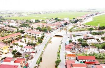 Xây dựng nông thôn mới ở Nam Định