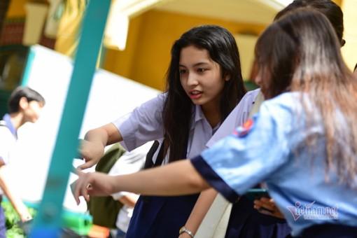 Hơn 83.000 học sinh TP.HCM đăng ký thi vào lớp 10