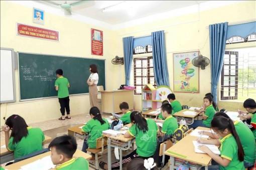 Học sinh Vĩnh Phúc sẽ kiểm tra học kỳ bằng hình thức trực tuyến
