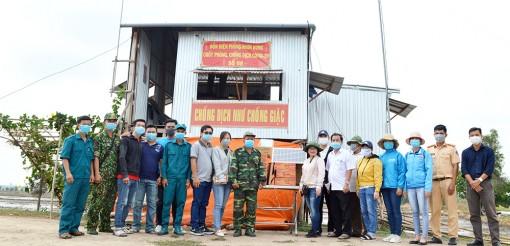 Tịnh Biên nỗ lực phòng, chống dịch bệnh COVID-19