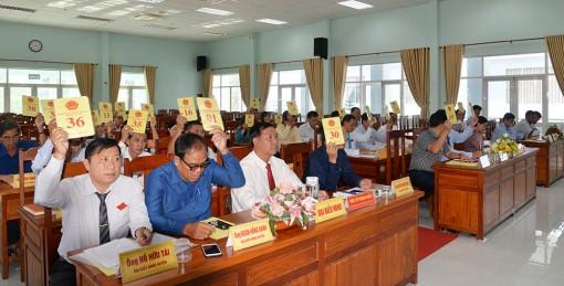 HĐND huyện Châu Thành nâng cao vị thế, vai trò của cơ quan dân cử