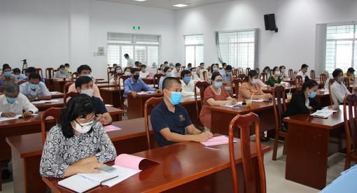 An Giang hướng dẫn phòng chống và đánh giá nguy cơ lây nhiễm dịch bệnh COVID-19 tại nơi làm việc, ký túc xá cho người lao động