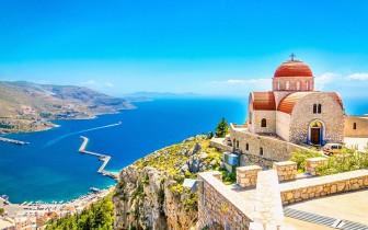 Hy Lạp chính thức khởi động mùa du lịch hè với khách quốc tế