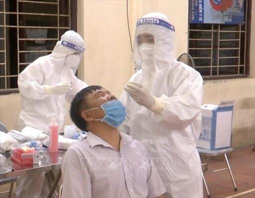 Sáng 14-5, Việt Nam có thêm 29 ca mắc mới COVID-19 trong cộng đồng