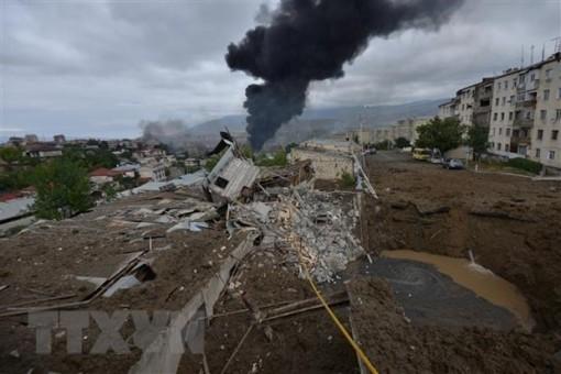 Căng thẳng tái diễn giữa hai nước Armenia và Azerbaijan