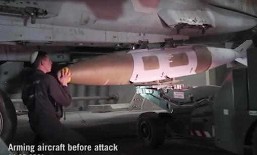 60 máy bay Israel đồng loạt tấn công, dội 450 tên lửa phá huỷ các đường hầm của Hamas