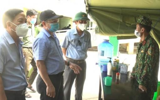 Phát hiện ca nghi mắc Covid-19 ở Quảng Nam