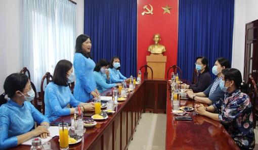 Chủ tịch Trung ương Hội Liên hiệp Phụ nữ Việt Nam thăm Hội Liên hiệp Phụ nữ tỉnh An Giang