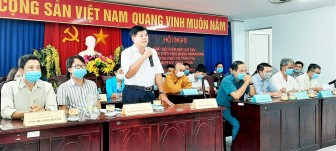 """Cử tri TP. Châu Đốc mong các ứng cử viên đại biểu Quốc hội và HĐND các cấp """"nói đi đôi với làm"""" khi trúng cử"""