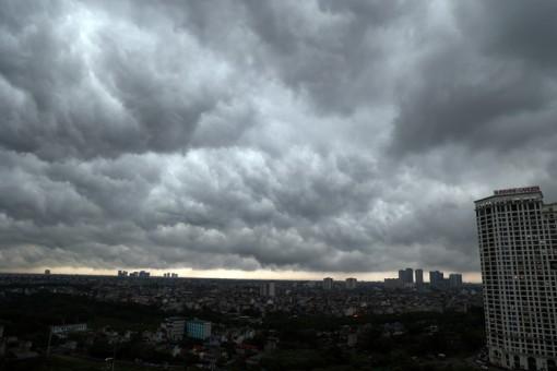 Thời tiết ngày 17-5: Bắc Bộ và Bắc Trung Bộ có mưa dông