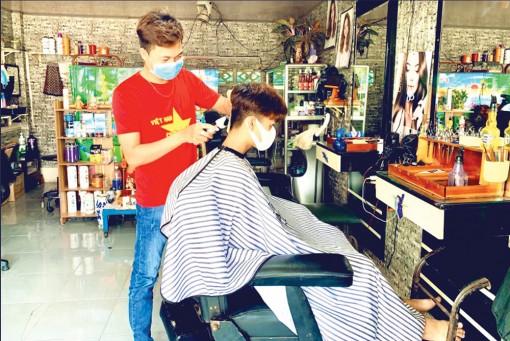 Nhận hớt tóc tại nhà miễn phí