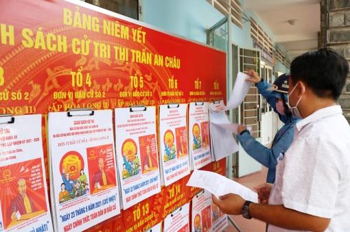 Mặt trận Tổ quốc đẩy mạnh công tác tuyên truyền bầu cử