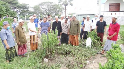 Tranh chấp đất liên quan đến thánh đường