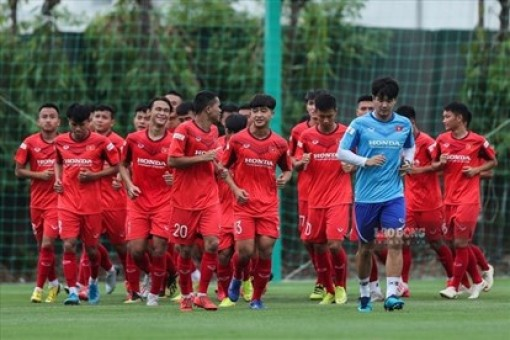 U23 Việt Nam là hạt giống số 1 tại vòng loại Giải bóng đá U23 châu Á năm 2022