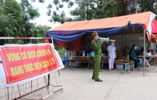 Bắc Ninh tiếp tục giãn cách 2 đơn vị cấp huyện từ 6 giờ ngày 18-5