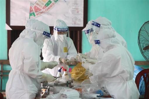 Trưa 18-5, Việt Nam ghi nhận thêm 86 ca mắc mới COVID-19, riêng Bắc Giang là 63 ca