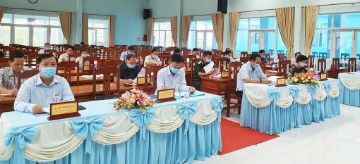 Châu Thành rà soát công tác chuẩn bị cuộc bầu cử đại biểu Quốc hội khóa XV và đại biểu HĐND các cấp, nhiệm kỳ 2021-2026