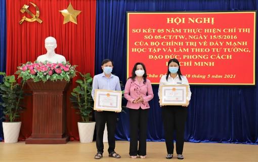 TP. Châu Đốc tiếp tục đẩy mạnh học tập và làm theo tư tưởng, đạo đức, phong cách Hồ Chí Minh