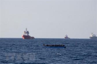 Đắm thuyền ngoài khơi Tunisia, ít nhất 57 người thiệt mạng