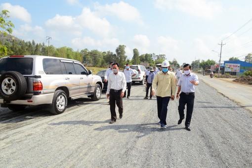 Tịnh Biên phấn đấu xây dựng nông thôn mới