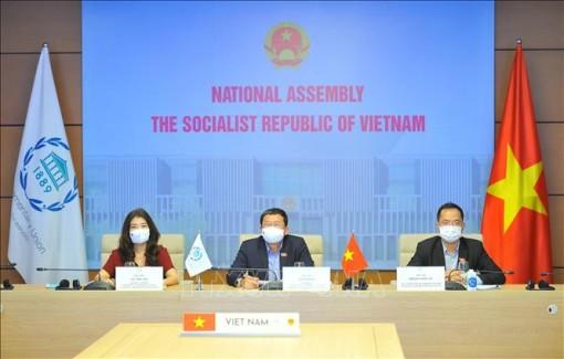 Việt Nam dự Phiên họp toàn thể và Phiên bế mạc Đại hội đồng Liên minh Nghị viện thế giới (IPU) lần thứ 142