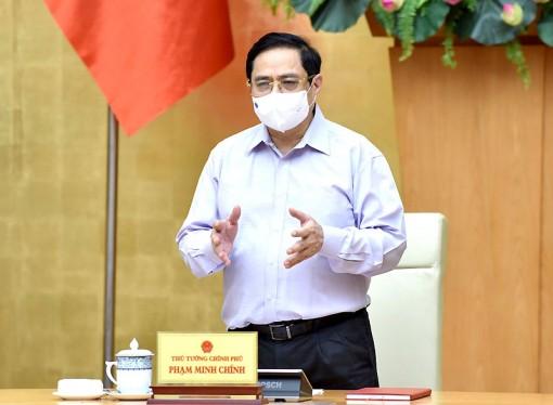 Thủ tướng chủ trì hội nghị trực tuyến toàn quốc về giải pháp cấp bách phòng, chống dịch