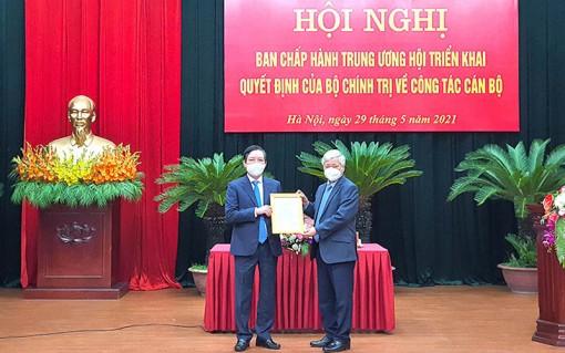 Đồng chí Lương Quốc Đoàn giữ chức Chủ tịch T.Ư Hội Nông dân Việt Nam
