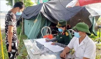 Chiều 30-5, Việt Nam ghi nhận 143 ca mắc mới COVID-19 trong 6 giờ qua