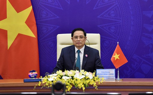 Thủ tướng Phạm Minh Chính tham dự Hội nghị cấp cao P4G