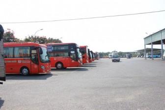 An Giang tạm dừng toàn bộ hoạt động vận tải hành khách công cộng đi qua tỉnh Đồng Tháp từ 17 giờ, ngày 3-6-2021