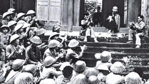 Sự kiên định của Hồ Chí Minh về con đường cứu nước, giải phóng dân tộc của cách mạng Việt Nam