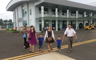 Tạm dừng các chuyến bay TP Hồ Chí Minh đến Gia Lai và ngược lại